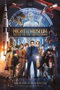 Μία νύχτα στο μουσείο 2 (Διάρκεια 105′)