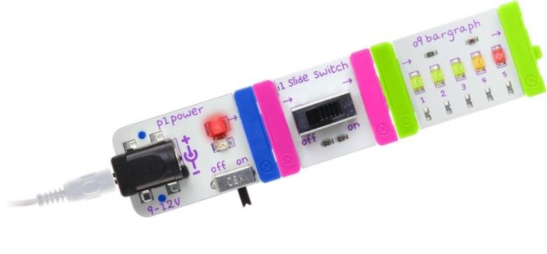 LittleBits : Πρωϊνό Ξύπνημα !!!