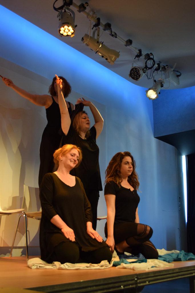 Διάλεξη- Παράσταση Αυτοσχεδιαστικού Θεάτρου playback από την ομάδα «coo-action»