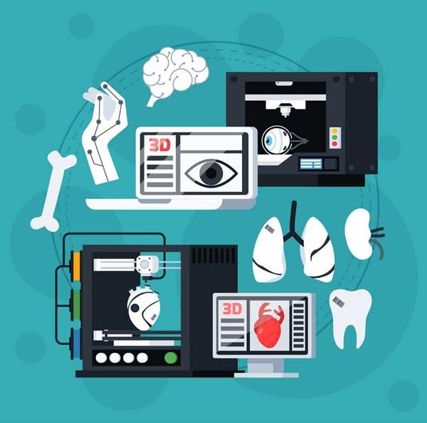 Γνωρίστε την τεχνολογία της 3D εκτύπωσης