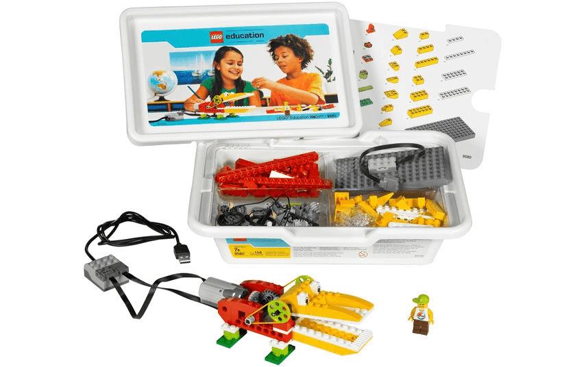 Κατασκευάζω και προγραμματίζω με Lego WeDo 1