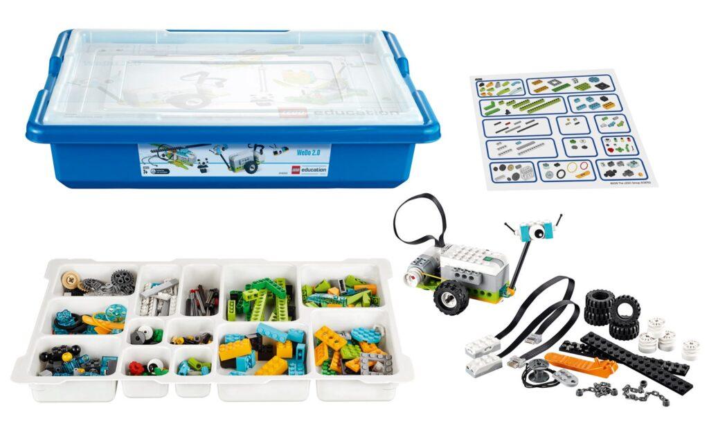 LEGO Education WEDO 2.0 (8 έως 10 ετών)